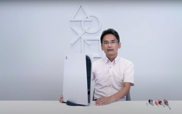 Sony показала разборку PlayStation 5 по деталям