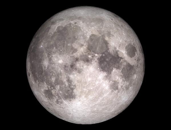 Стал известен точный возраст Луны: она оказалась младше, чем думали
